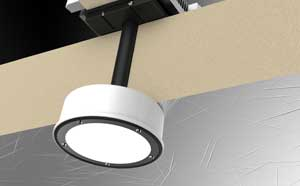 Temperature Controlled Area Lighting